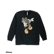 【glamb(グラム)】GB15AT/RLX04-a-Throw Print CS(Mickey)(long sleeves)-<スロウミッキープリントカットソー(ロングスリーブ)...