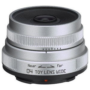 PENTAX 広角単焦点レンズ 04 TOY LENS WIDE 04TOY LENS WIDE [04TOYLENSWIDE]
