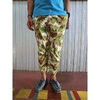 WILD THINGS ワイルドシングス【SALE】 CROPPED NOWARTT NARROW CLIMBING PANT PEACE BIRD【送料無料】【あす楽対応】