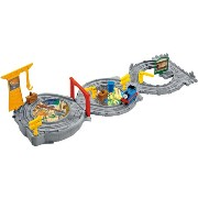 THOMAS & FRIENDS TRAVEL TRACKS PLAYSET Fisher-Price