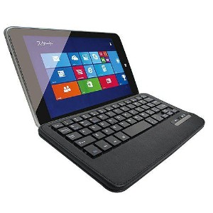 Folio Bluetoothキーボード for 8inch Tablet[グッズ]