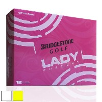 Bridgestone Ladies Lady Precept Golf Balls【ゴルフ レディース>ボール】