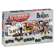 Scrabble: The Beatles Collector's Edition