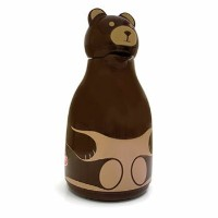 HELIOS(ヘリオス) Thermo Bear 1.0L Brown