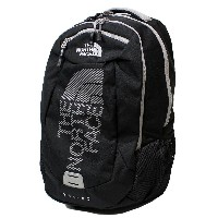 THE NORTH FACE (ザ・ノースフェイス) 【メンズ】 バックパック リュックサック デイバッグ TALLAC (BLACK/SILVER ブラッ...