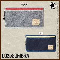 LUZ e SOMBRA/LUZeSOMBRA【ルースイソンブラ】FELT MINI POUCH〈フエルト バッグ バック ポーチ〉L1532717
