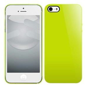 SwitchEasy NUDE for iPhone 5s/5 Lime SW-NUI5-L