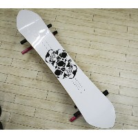 "【RAY☆BACK SNOWSURFING】RAY 5'2""[157.5cm] カラー : Skull.W【OUTLET】【ワケあり品】"