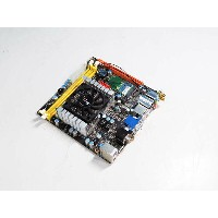 IONITX-N-E ZOTAC Celeron 743 1.3GHz 搭載マザーボード NVIDIA ION MB1074【中古】