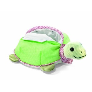 Steiff 235603 シュタイフ ぬいぐるみ カメ 36cm Little Circus Turtle for Newborn (Green)