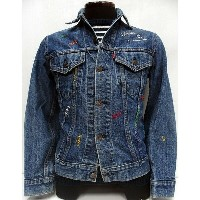 SHANANA MIL(シャナナミル)[Vintage Levi's 3rd Type Denim Jacket]Made in U.S.A. 3rd/トラッカージャケット/Gジャン...