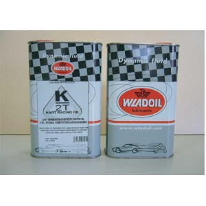 WLADOIL Racing K2T カート用レーシングカート用 2ST ENGINE OIL