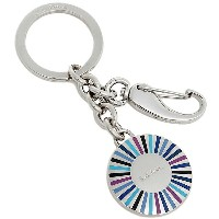 ポールスミス キーリング PAUL SMITH KEYR NRAY ZINC S KEYRING キーホルダー LIGHT BLUE
