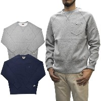 【2 COLOR】FELCO(フェルコ)【MADE IN U.S.A】 RAGLAN SLEEVE SWEAT SHIRTS with SNAP BUTTON POCKET(胸ポケット付ラグランスリー...