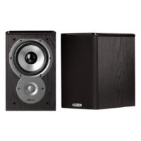 Polk ポーク Audio TSi100 Bookshelf Speaker スピーカー (Pair ペア, Black)