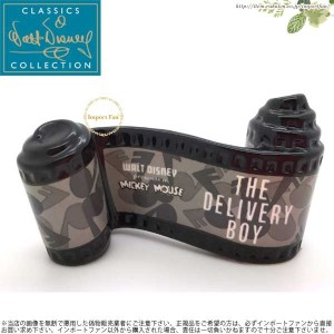WDCC ディズニー ミッキーの楽器配達 オープニングタイトル Opening Title The Delivery Boy □