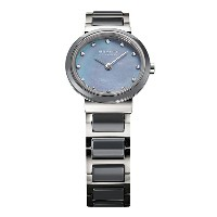 BERING Ladies Link Ceramic Gray(10725-789 グレー)