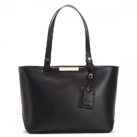 LONGCHAMP ロンシャン 1288 921 001 LE FOULONNE C ブラックトートバッグ【】【新品/未使用/正規品】