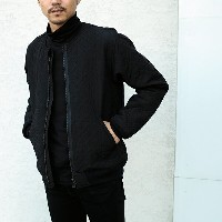 【Iroquoios:イロコイ】585202E/NYWATER-REPELLENT WEATHER AMISH QUILTING[E/N撥水ウェザーア—ミッシュキルト]【smtb-TK】