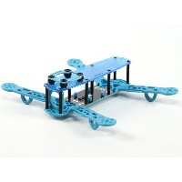 H-King Color 250 Class FPV Racer Quadcopter (Blue)