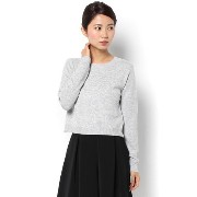 BACK LADY KNIT TOP【エモダ/EMODA】