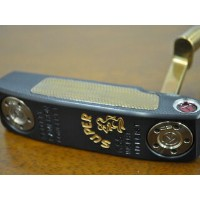 送料無料★スコッティーキャメロン パター ツアー SCOTTY CAMERON SUPER RAT GSS INSERT BLACK MIST & CHROMATIC BRONZE WELLDED...