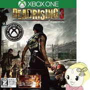 【Xbox One用ソフト】【Z指定】 Dead Rising 3 (Greatest Hits) 6X2-00026