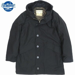 WILLIAM GIBSON by BUZZ RICKSON'S(ウイリアムギブソン バズリクソン)DECK PARKA デッキパーカー [BR13312]【送料無料】