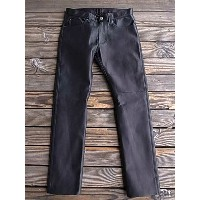 FROM THE GARRET WIRY HORSE LEATHER PANTS BLACK ホースレザーパンツ ブラック 馬革