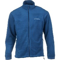 コロンビア Columbia メンズ アウター ジャケット【Steens Mountain Full-Zip 2.0 Fleece Jacket】Marine Blue