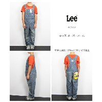 Lee/リー <キッズ> キッズ オーバーオール 61537