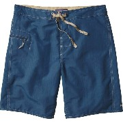パタゴニア Patagonia メンズ 水着 ボトムのみ【Solid Wavefarer Board Short】Glass Blue