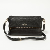 ケイトスペード 2WAYバッグ KATE SPADE PXRU6222 001 black 【Cobble hill】 marsala