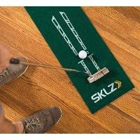 SKLZ Accelerator Pro Compact True-Roll Putting Mat【ゴルフ 練習器具】