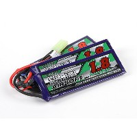 N電動ガン Turnigy nano-tech 11.1V 1800mah 25C50C