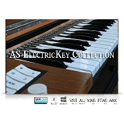 AS ElectricKey Collection -エレクトリックキーボード音源-