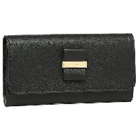シーバイクロエ 財布 SEE BY CHLOE 9P7577 P212 001 ROSITA LONG WALLET WITH FLAP 長財布 BLACK