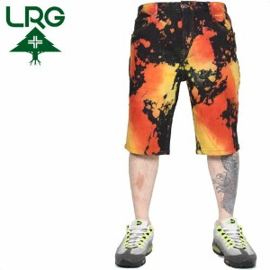 【SALE 50%OFF】LRG エルアールジー デニムショーツ PHUTURE 47 TS DENIM WALK SHORT B166017