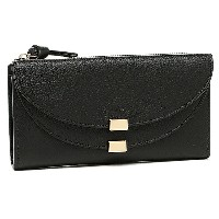 クロエ 財布 CHLOE 3P0283 043 001 GEORGIA LONG ZIPPED WALLET 長財布 BLACK