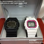 g shock ペアウォッチ