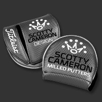 Scotty Cameron Cover All Gray Futura X5-X7 Headcover【ゴルフ アクセサリー>ヘッドカバー】