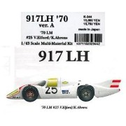 917LM '70 Ver.A 【1/43 K-344 Multi-Material kit】
