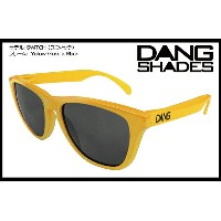 DANG SHADES SWITCH GLOSS YELLW x BLACK vidg00113 トイサングラス