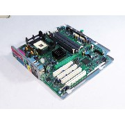 0W2562 DELL Dimension 8300 MT用マザーボード Socket478 BIOS-Rev.A04【中古】