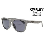 OAKLEY FROGSKINS SUNGLASSES 「HIGH GLADE COLLECTION」 OO9245-30 ASIAN FIT SMOKE/GREYオークリー フロッグスキン ハイグレード コレ...