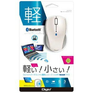 ワイヤレスBlueLEDマウス「Bluetooth3.0・Android/Mac/Win」 MUS‐BKT99W