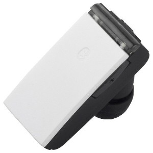 BUFFALO Bluetoothヘッドセット ホワイト BSHSBE23WH [BSHSBE23WH]