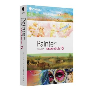 【送料無料】コーレル Corel Painter Essentials 5 通常版 CORELPAINTERESS5ツウHD [CORELPAINTERESS5ツウHD]【KK9N0D18P】