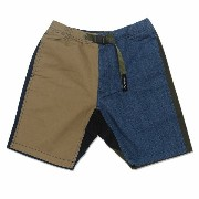 【MANASTASH】(マナスタッシュ) FLEX SHORT PANTS (#23 CRZ)
