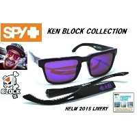 ★SPY★スパイ★HELM 2015 LIVERY★KEN BLOCK COLLECTION★サングラス